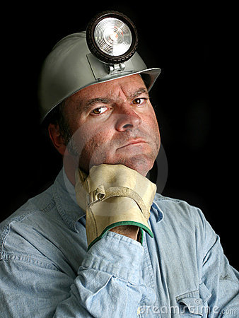 Coal Miner Portrait 2