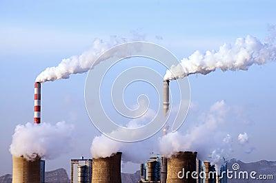 Coal power plant
