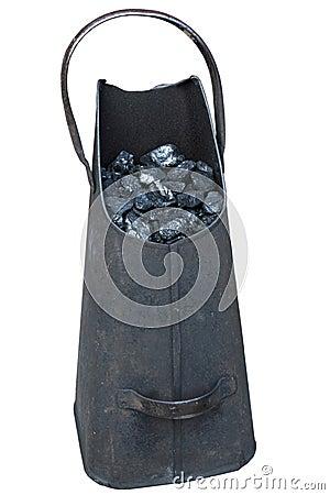 Coal scuttle