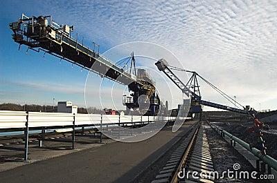 Coal terminal 1