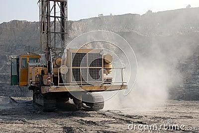 Coalmines in India Editorial Image