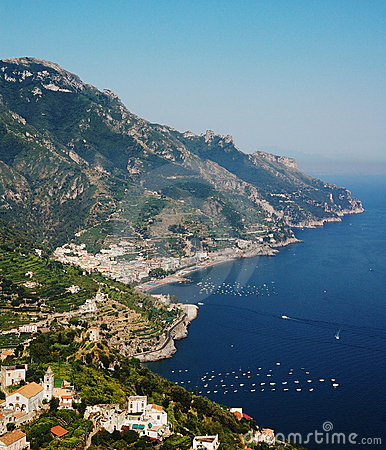 Coast of Amalfi, Italy