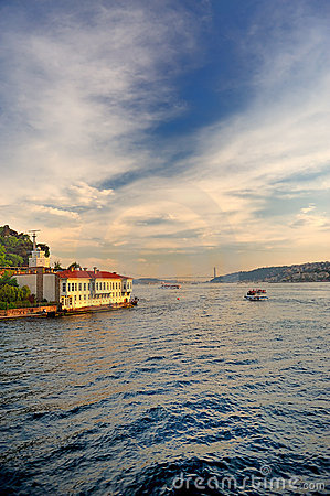 Coast of Bosphorus