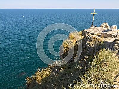 Coast in Bulgaria