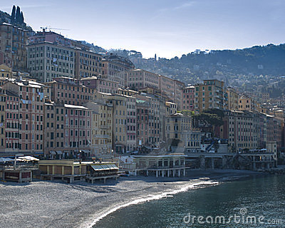 Coast of Camogli