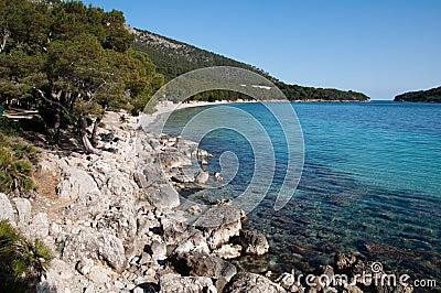 Coast of Formentor, Majorca, Spain