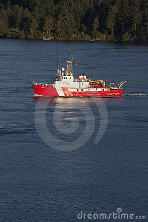 Coast Guard Vessel