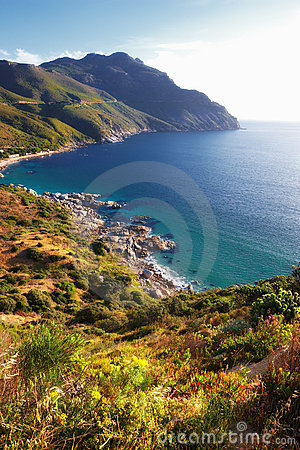 Coast Near Cape Town Royalty Free Stock Photos - Image: 14991068