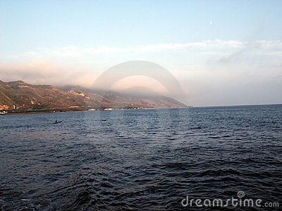 Coast Ocean Shore