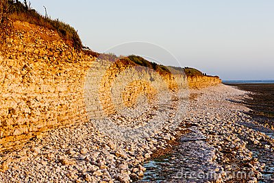Coast of Oleron Island