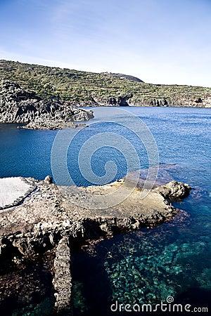Coast, Pantelleria