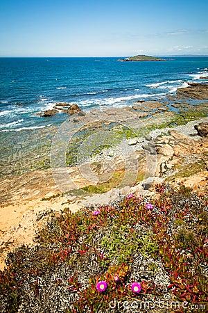 Coast portugal