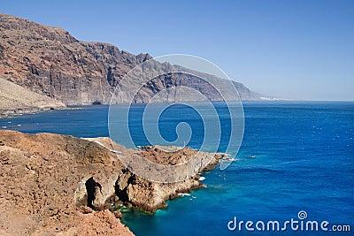 Coast of Teno