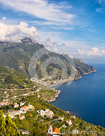 Coast View, Ravello, Italy