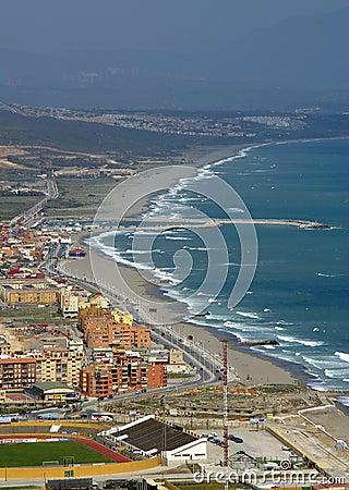 Coastal Beach View