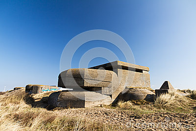 Coastal bunker