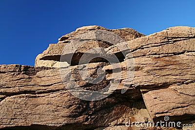 Coastal Cliff
