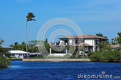 Coastal florida home