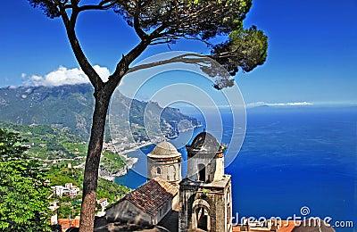 Coastal Italy - Ravello