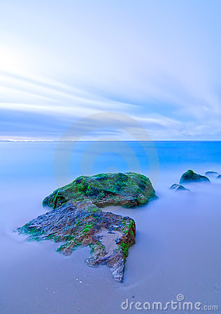 Coastal Landscape Stock Photo - Image: 24246730