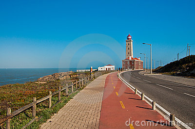 Coastal Lighthouse Royalty Free Stock Image - Image: 23200586