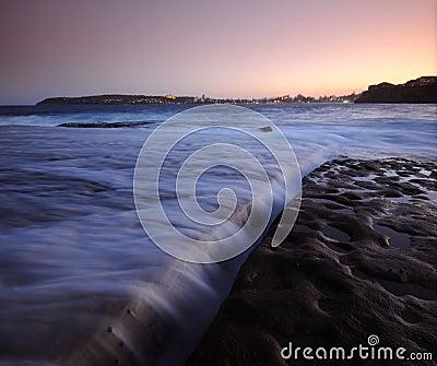 Coastal Rock Ledge