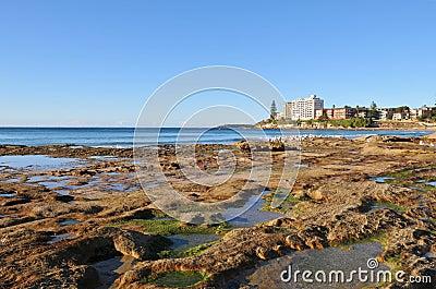 Coastal scenic