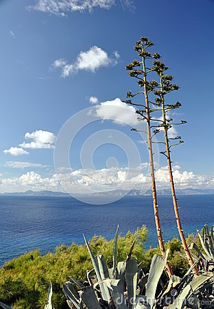Coastal View Stock Images - Image: 21838104