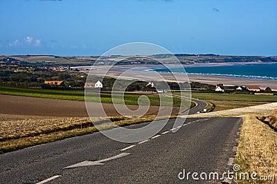 Coastal view