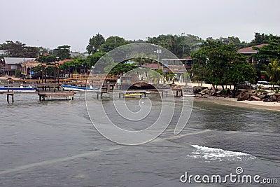 Coastal Waters Roatan