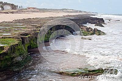 Coastline Brazil