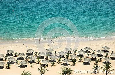 Coastline of Emirates