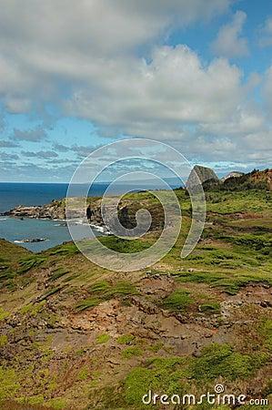 Coastline, West Maui