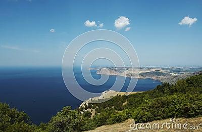 Coastliness landscapes