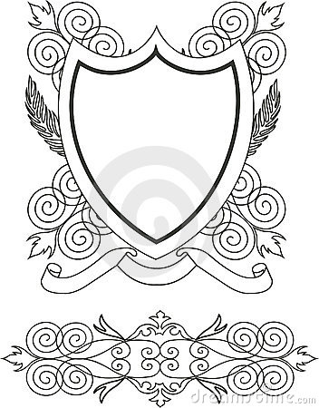 Coat Of Arms Template Munich Coat Of Arms Vector Free Vector Coat