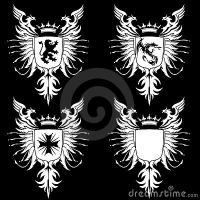 Coat of Arms Gothic 03