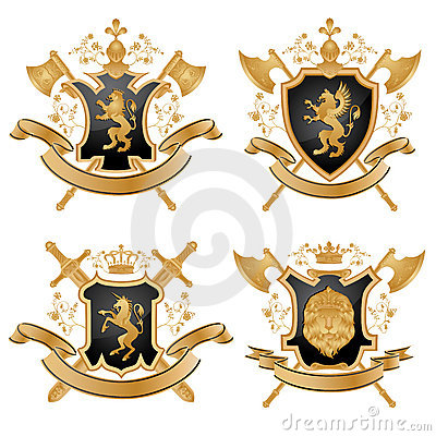 Free Coat Of Arms Royalty Free Stock Photo - 13191845