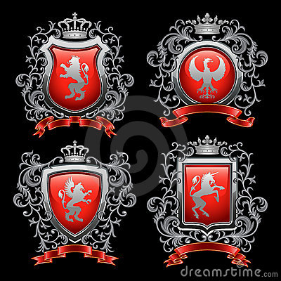 Free Coat Of Arms Stock Photography - 18818892