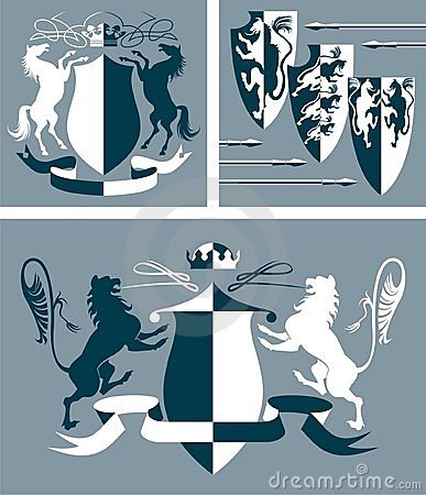 Free Coat Of Arms Royalty Free Stock Image - 9762866