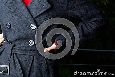 Coat s detail