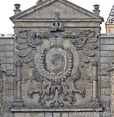 Coat of Toledo, Spain