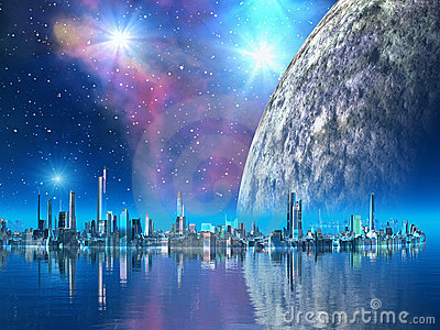 Cobalt Islands - Cities of the Future