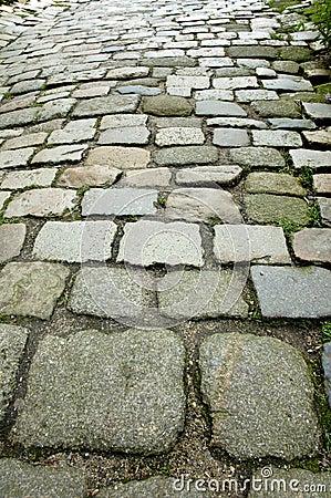 Cobble-stone