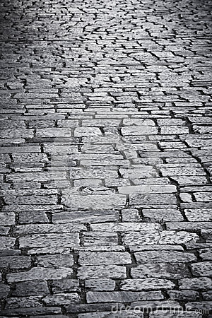 Free Cobble Stone Road Stock Photos - 36640703