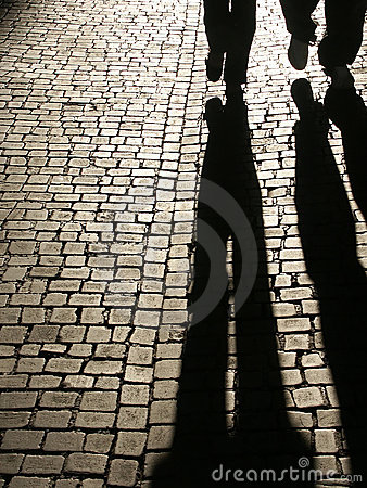 Free Cobbled Street Stock Image - 4580991