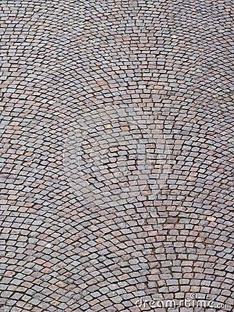 Cobbles pattern