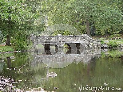 Cobblestone Park Bridge