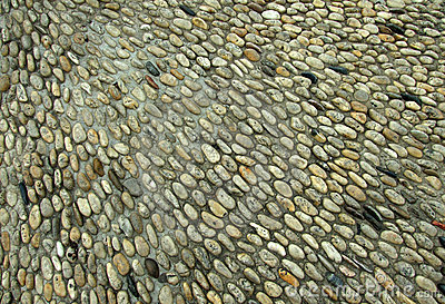 Cobblestone Path Royalty Free Stock Photography - Image ...