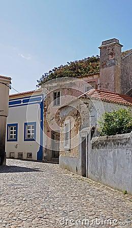 Cobblestone, Sines, Portugal