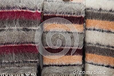 Cobertor de lãs